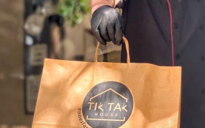 Quédate en casa sin renunciar a tu antojo Tik Tak